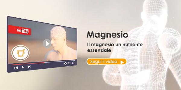 Magnesio - Il magnesio un nutriente essenziale
